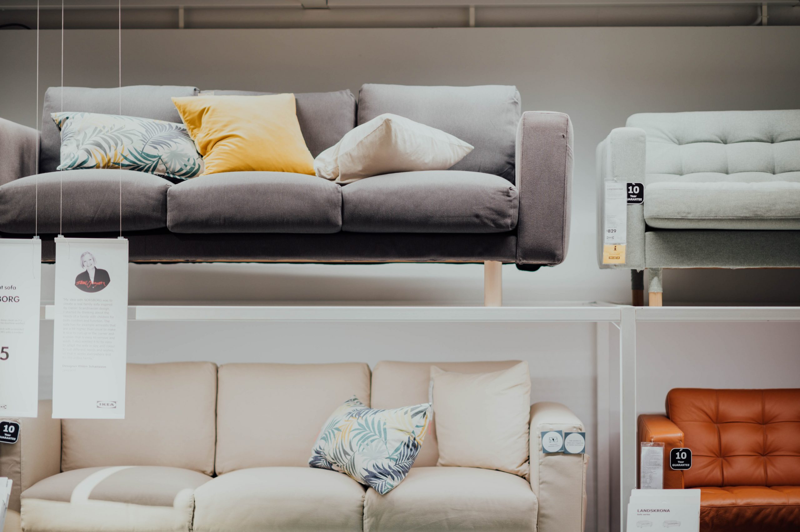 How Much Should You Spend On a Quality Sofa?